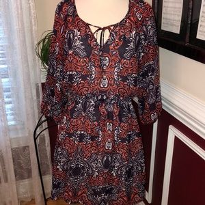 Banana Republic dress sz 6P VGUC